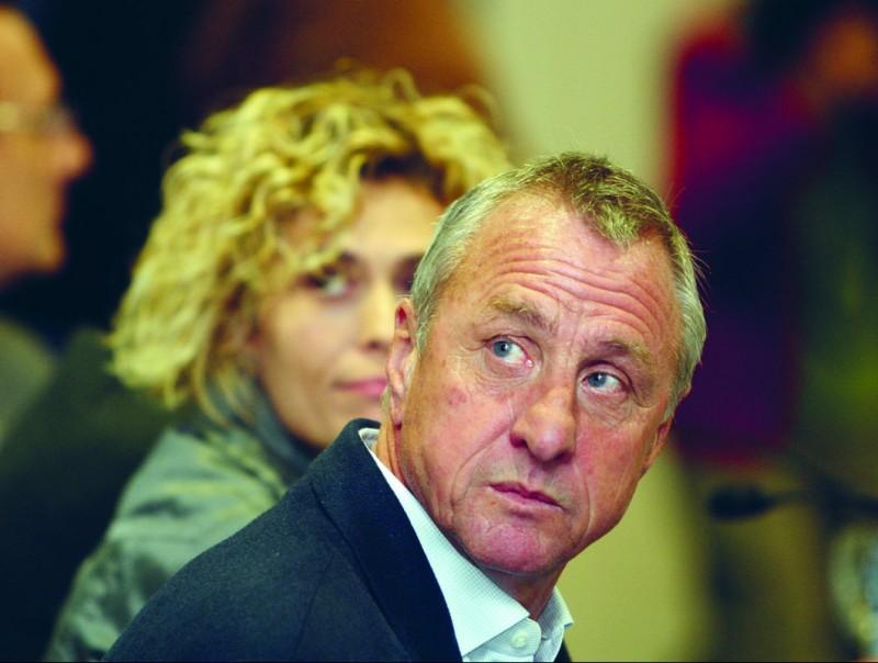 Una imatge del seleccionador holandès ORIOL DURAN