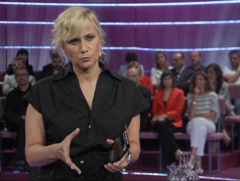 Mònica Terribas, directora de Televisió de Catalunya. ACN