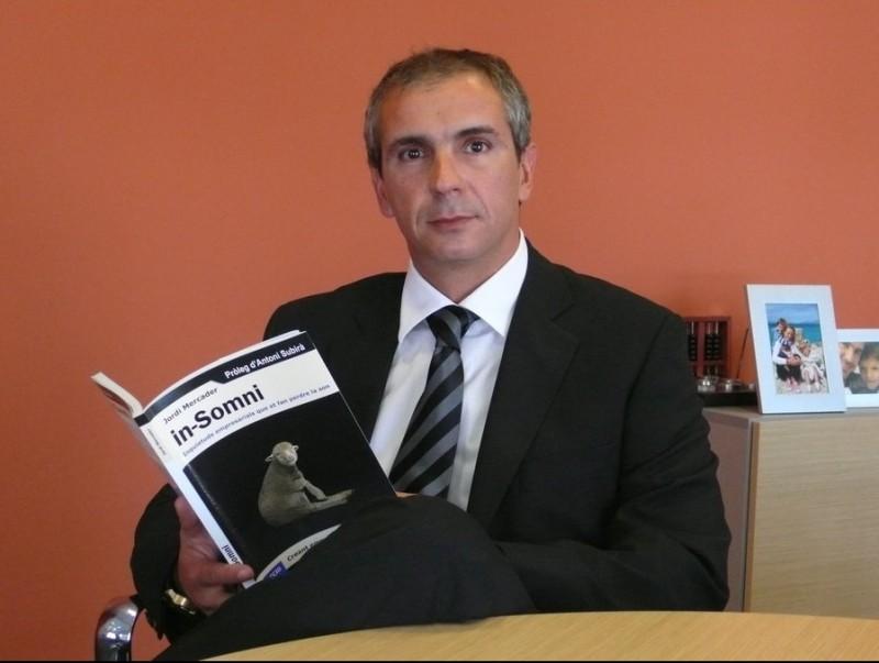 Jordi Mercader.  ARXIU