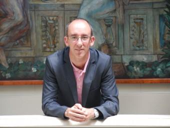 L'alcalde de Sitges, Miquel Forns considera que era necessari avançar les eleccions M. DE LAMO