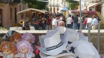 El mercat es complementarà amb moltes activitats. S.C.