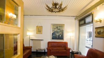Una imatge de l'emblemàtic hotel