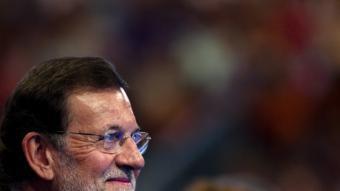 Mariano Rajoy, líder del PP EFE