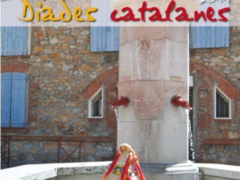 Cartell de l'edició 2011 de les Diades Catalanes.