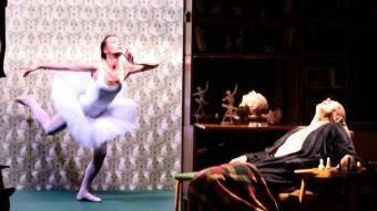 Una escena de 'Miranda' JOAN SABATER