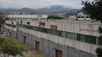 Els polígons industrials sovint marquen el paisatge de les comarques catalanes.  ARXIU