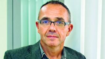 Joan Coscubiela, entrevistat per aquest diari. Josep Losada