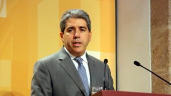 El portaveu del govern, Francesc Homs ACN
