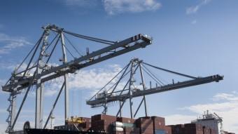 Els ports han contribuït a convertir Catalunya en un país típicament exportador.  ARXIU