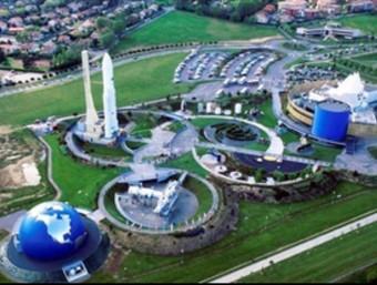 Cité de l'Espace a Tolosa del Llenguadoc ARXIU