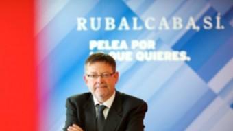 Ximo Puig és el número del PSPV-PSOE per Castelló. EL PUNT AVUI