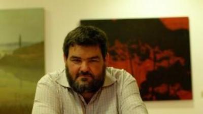 Sebastià Bennasar ha presentat a l'Espai Mallorca l'obra que li ha publicat Moll QUIM PUIG