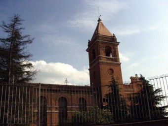 El grau de fisioteràpia s'impartirà a l'edifici del Seminari Diocesà, a Tortosa. EL PUNT AVUI