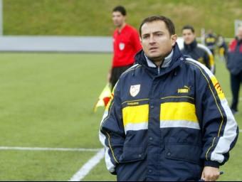 Toni Almendros seleccionador català G.M