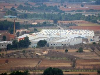 Polígon industrial de Banyeres de Mariola. B. SILVESTRE