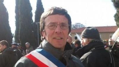 J.L Demelin ahir a Perpinyà A.R