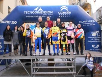 Els guanyadors de les diferents categories EL 9