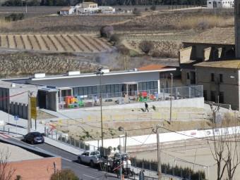 La nova llar d'infants de Vilobí del Penedès, que té capacitat per acollir 59 nens. AJUNTAMENT DE VILOBÍ