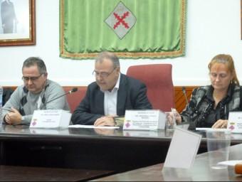 Muñoz és la primera tinenta d'alcalde A.P