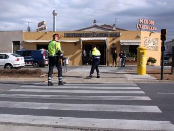 El sinistre va tenir lloc ahir pels volts de les dues del migdia a l'altura del quilòmetre 38,5 de la carretera N-260 MARINA LÓPEZ / ACN