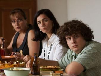 Una escena del film Tres dies amb la família