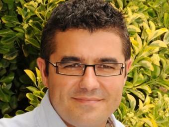 L'alcalde de Pallejà, Ismael Àlvarez ARXIU