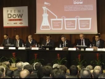 La concessió del premi Dow és una mostra dels vincles que manté Dow amb la URV  JC LEON