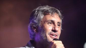 Sergio Dalma triomfa amb les seves versions de temes italians. J.S