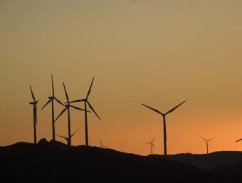 La promoció de les energies verdes es concreta en el pla en una inversió de més de 10.000 milions d'euros.  ARXIU