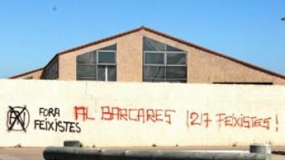 Al Barcarès les pintades contra els votants de Le Pen són en català A.R