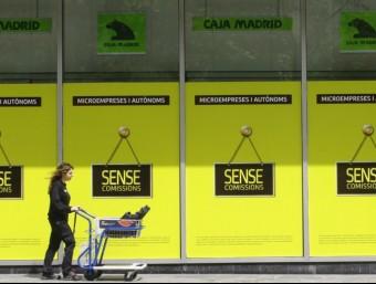 Bankia és el resultat d'integrar set entitats financeres, entre les quals, Caixa Laietana  REUTERS