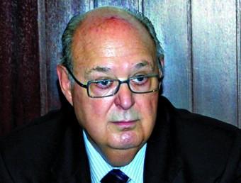 Vicenç Bosch és director de l'Ascef  ARXIU