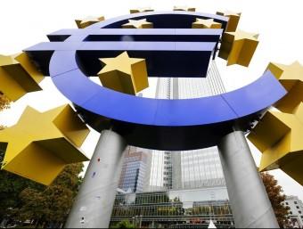 La moneda única europea es juga el seu futur en els pròxims mesos  ARXIU