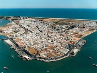 Isla Cristina (Huelva), que als inicis es deia La Figuereta, fundada per uns catalans el 1802.  ARXIU