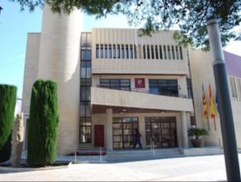 Casa de la Cultura de Bellreguard ubicada als jardins Joan Pellicer. EL PUNT AVUI