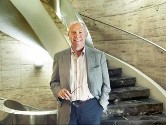 Ramon Prats, prejubilat el 2009 quan tenia 58 anys, ara és un dels voluntaris de Secot.  JOSEP LOSADA