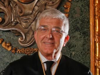 El president del Tribunal Suprem, Gonzalo Moliner. AGÈNCIES
