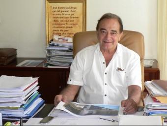 J. C.Portella, a Cervera de la Marenda . P.LANAO