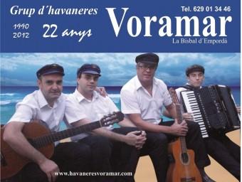 Voramar, en una imatge promocional recent HAVANERESVORAMAR.COM