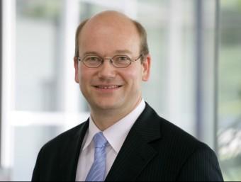 Eric Thode, Senior Expert de la Fundació Bertelsmann a Gütersloh (Renània del Nord).  ARXIU