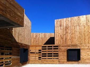 Casa per a tres germanes, de Blancafort Reus Arquitectura- INSTITUT RAMON LLULL