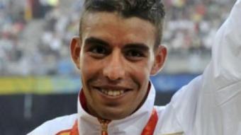Abderrahman Ait, tres medalles a Pequín EFE