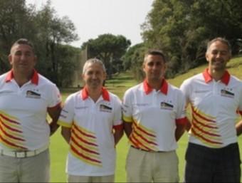 La selecció catalana que competirà en la copa del món FCPP