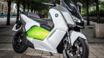 El prototip C Evolution és molt similar al escúter elèctric que BMW fabricarà pròximament en sèrie.