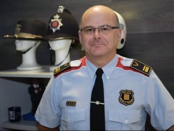 Jordi Bascompte és el màxim responsable de la Divisió d'Investigació Criminal dels Mossos d'Esquadra EL PUNT AVUI
