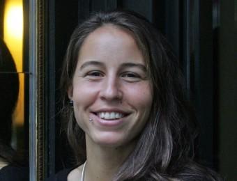 Sofia Maccari, dijous passat a Barcelona JUANMA RAMOS