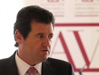 El vicepresident José Ciscar. EL PUNT AVUI
