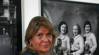 Natàlia Molero, directora de la Casa de Cultura. MANEL LLADÓ