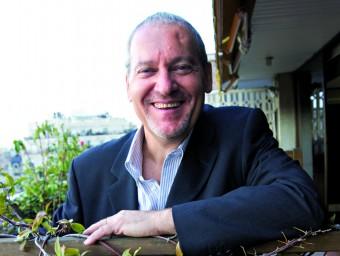 Miguel Benítez és vicepresident d'AERCE, una associació nascuda a Catalunya.  ALBERT SALAMÉ