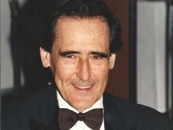 Carles Ferrer Salat va ser el primer president de la patronal espanyola CEOE  ARXIU